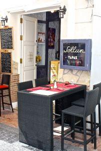Sollun Tapas Bar, Nerja