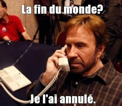 Chuck Norris annule la fin du monde - http://www.2tout2rien.fr/chuck-norris-annule-la-fin-du-monde/