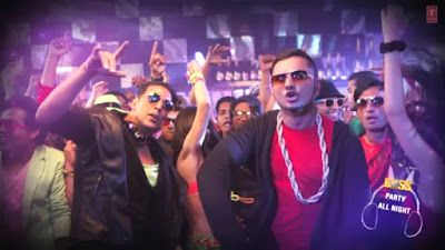 """Party All Night"" (Boss) by Yo Yo Honey Singh Full Mp3 Song Free Download"