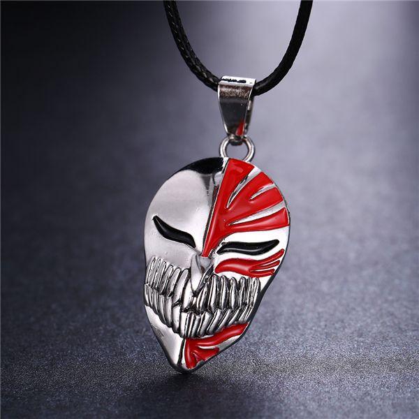 Bleach Kurosaki Mask Jewelry //Price: $5.99 & FREE Shipping //     #animefreak #japan #cute #animelove #art #animeotaku #animeart #mangafan #animeforever