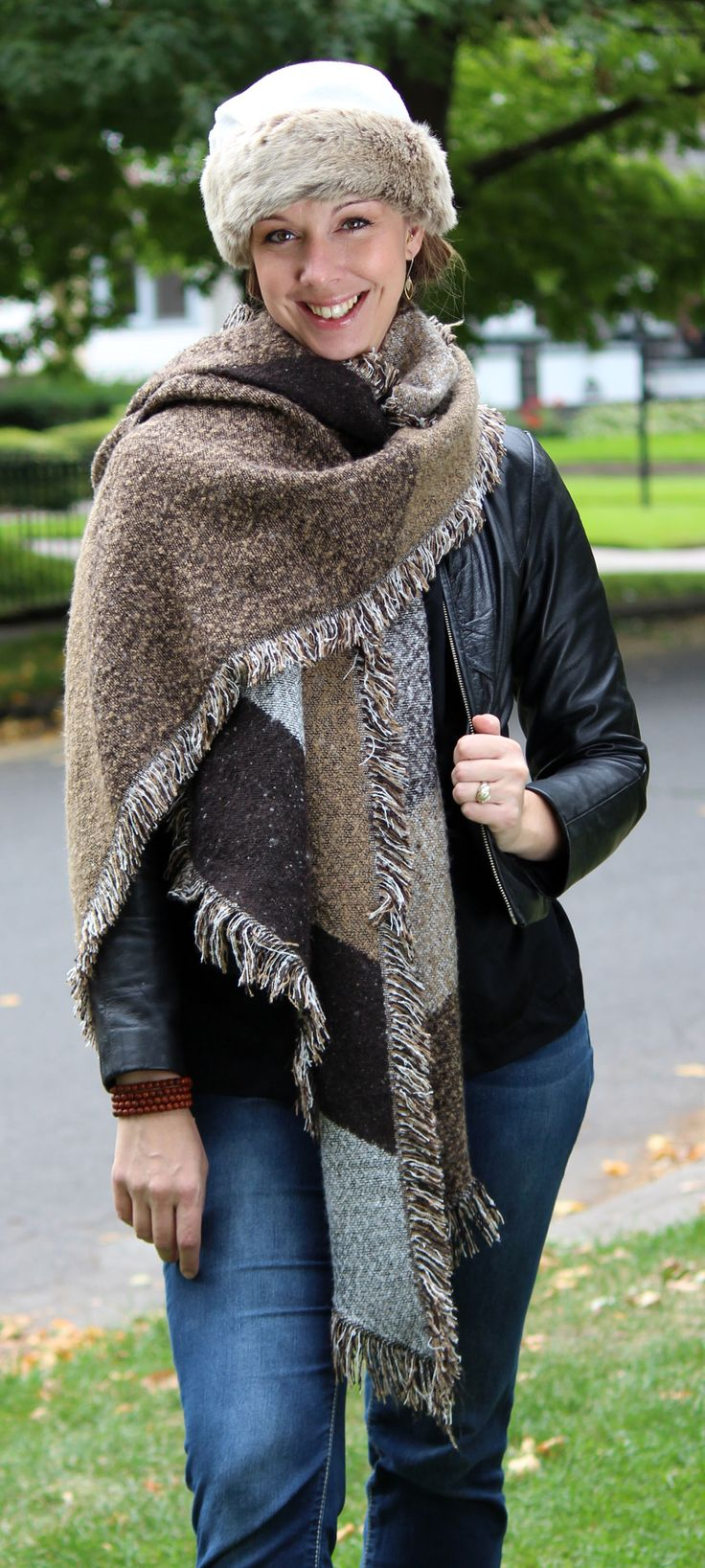Yellowstone Blanket Scarf. Earth tones pashmina wrap. Oversized wrap.