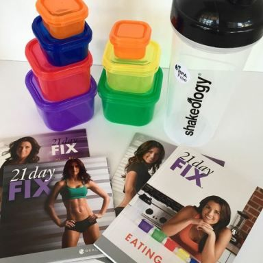 How to prepare for the 21 day fix for the best results.