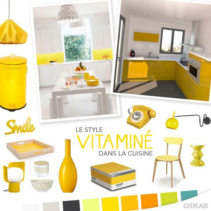 17 meilleures images propos de planche tendance cuisine deco sur pinterest maisons de. Black Bedroom Furniture Sets. Home Design Ideas