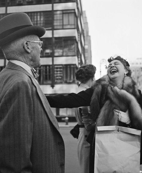 Vivian Maier New York October 1954