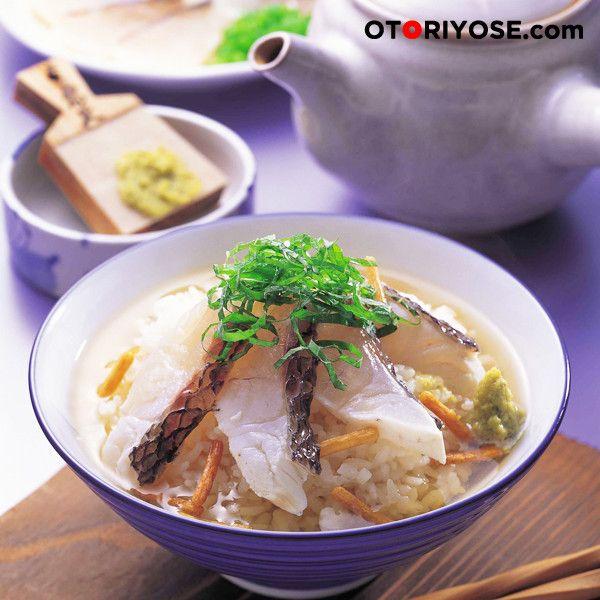 大分, お茶漬け, ブリ : がんこ漁師の「熱めしと鯛茶漬け」