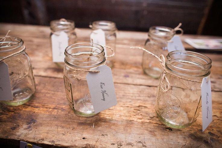 185 best Mason Jar Wedding Ideas images on Pinterest | Good ideas ...