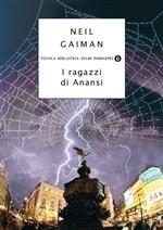I ragazzi di Anansi - Neil Gaiman