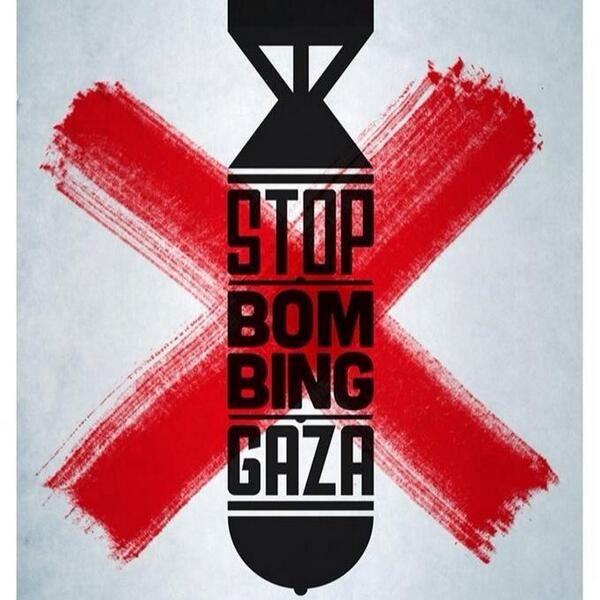 Stop bombing #gaza #nowar