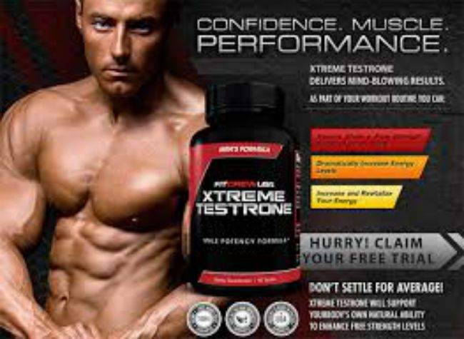 Xtreme Testosterone is an advanced bodybuilding supplement designed to boost workout strength, it is a natural muscle booster that maximize accomplishment
