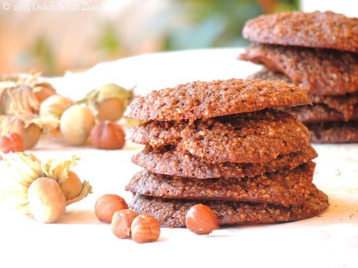 Biscotti con Nocciole Senza Zucchero