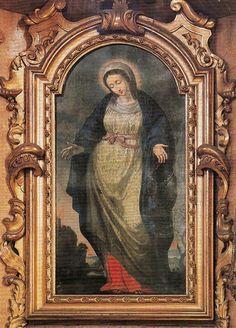 La Vierge enceinte