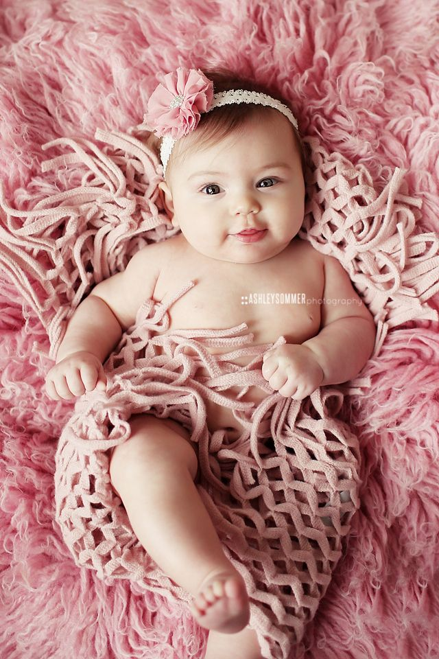 Brinley 4 months ashley sommer photography