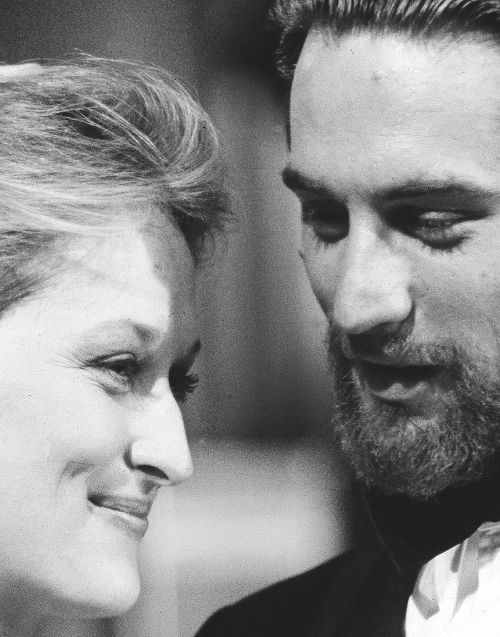 Meryl Streep, Robert De Niro - The Deer Hunter (1978) -- One of my favorite films. It really captured a piece of Americana in the Viet Nam War era.