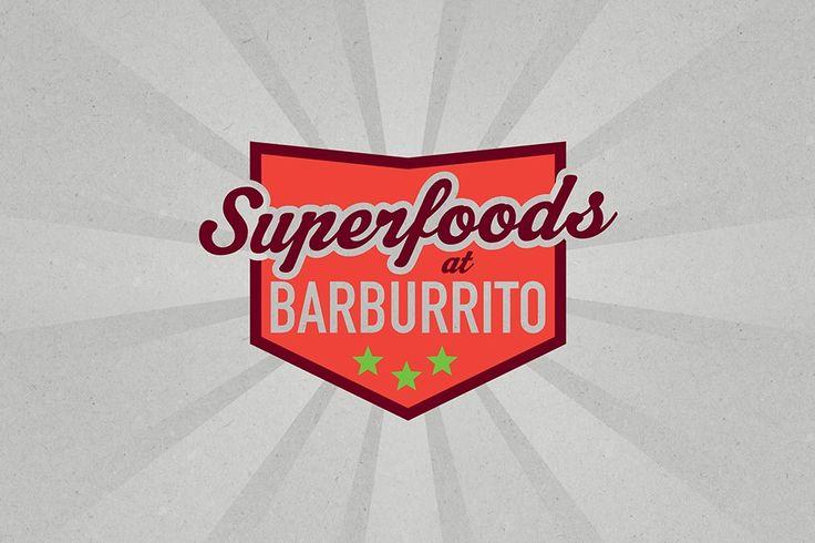 Barburrito branding.