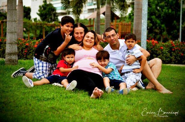 Ensaio de familia