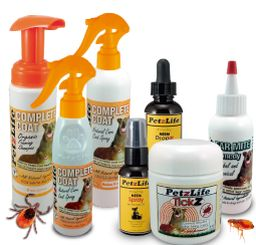 repelentes naturais, pragas, Petzlife, carrapato, pulga, ácaro ouvido, inseticida, carrapaticida