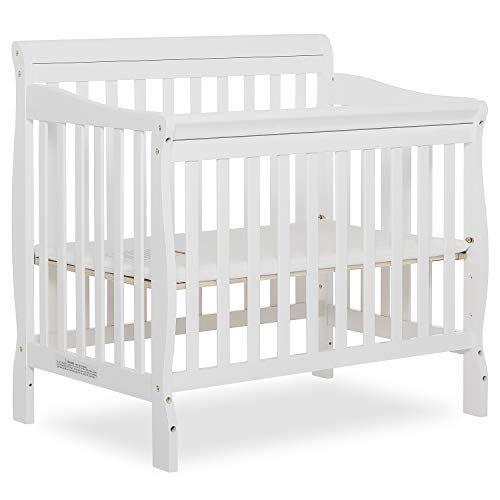 Dream On Me 4 In 1 Aden Convertible Mini Crib Baby Kid Mini Crib Convertible Crib Cribs
