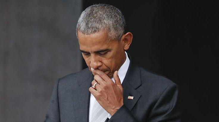 Обама подписал указ о борьбе с последствиями космической непогоды - РИА Новости