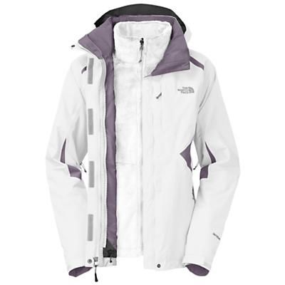 The North Face Women's Boundary Triclimate Jacket - at Moosejaw.com