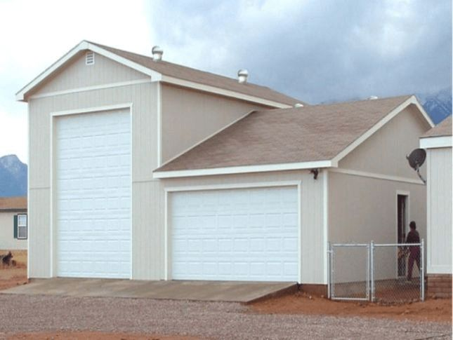 rv garage door dimensions