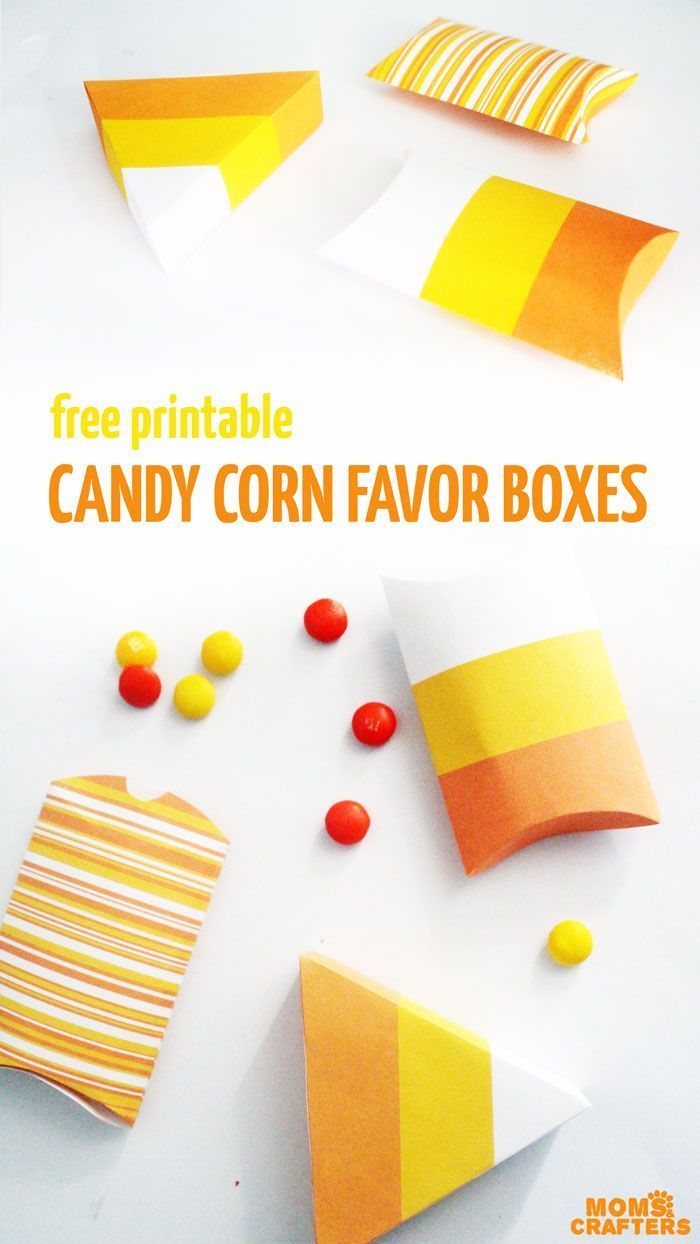 Click for some free printable candy