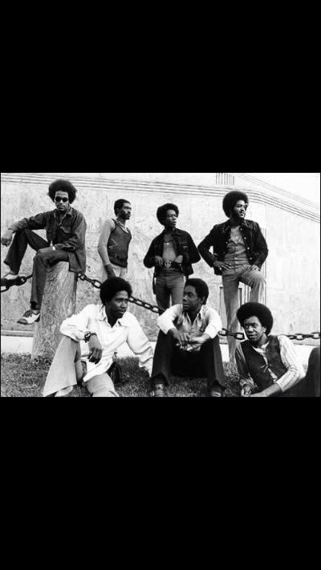 Pieces of Peace. Chicago Funk Band early 70's.