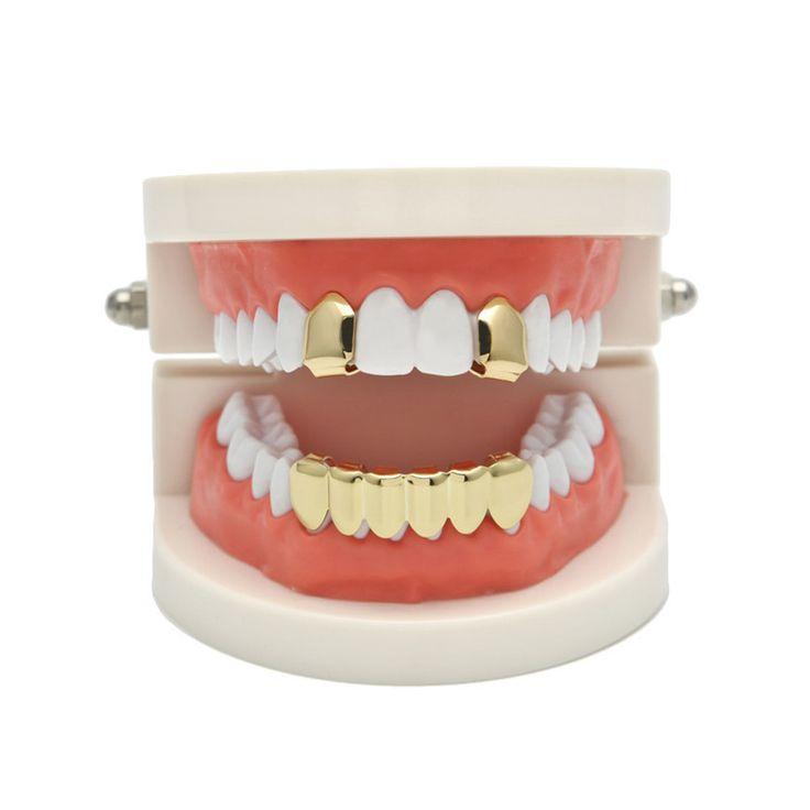 Make an Offer @JeremiahImports.com  Shiny! Hip-Hop Ro...  http://www.jeremiahimports.com/products/shiny-hip-hop-rose-plated-custom-mouth-grillz-set-2pcs-single-top-6-teeth-bottom-grillz-set-gold-grills-vampire-teeth?utm_campaign=social_autopilot&utm_source=pin&utm_medium=pin