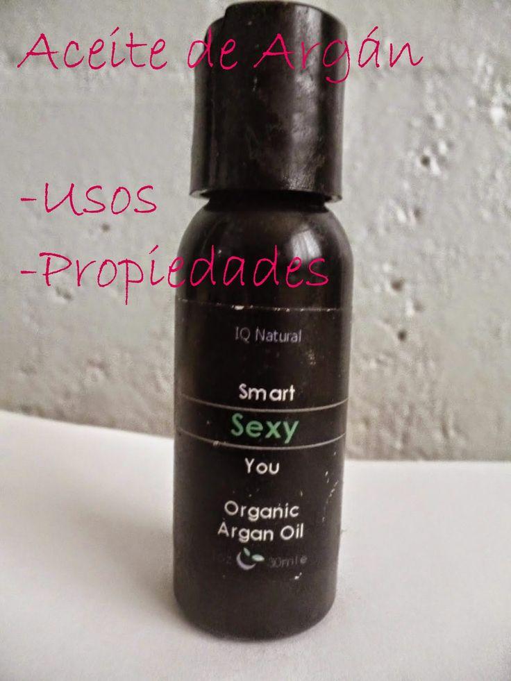 Aceite de Argán para piel y cabello - Propiedades, usos, opinión