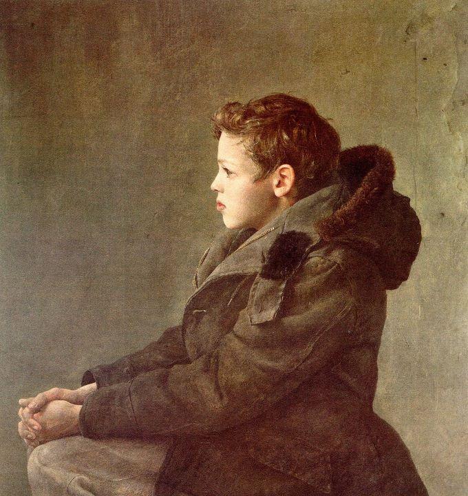 Andrew Wyeth 1917-2009 | American Realist painter | Regionalist style