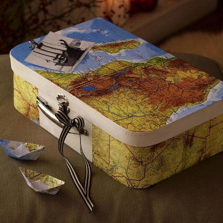 ber ideen zu reisegutschein verpacken auf. Black Bedroom Furniture Sets. Home Design Ideas
