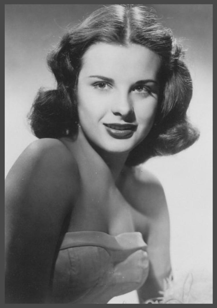 191 Best Jean Peters 1926 2000 Images On Pinterest