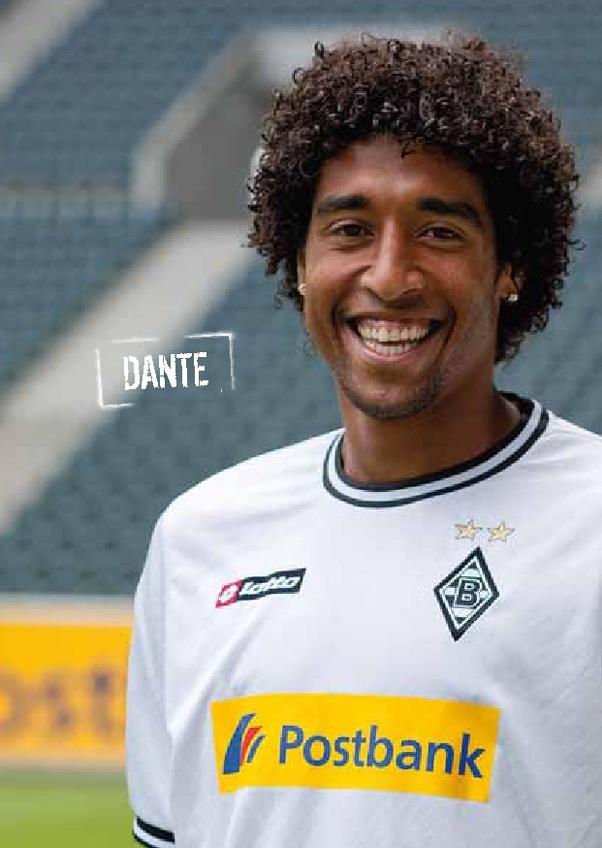 Perfect Dante Borussia M nchengladbach