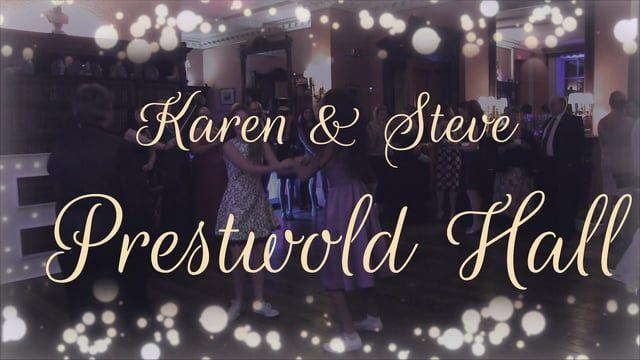 Prestwold Hall weddings by Debyshire DJ Derbyshire Wedding Events