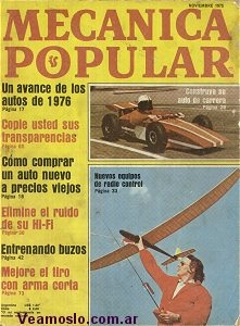 Revista Mecánica Popular