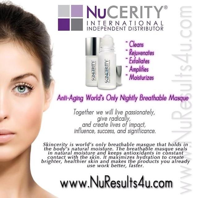 Nucerity Skincerity  http://beautyredifined.com