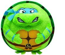 Teenage Mutant Ninja Turtles TY Beanie Ballz 11 inch Medium Plush Toy - Leonardo