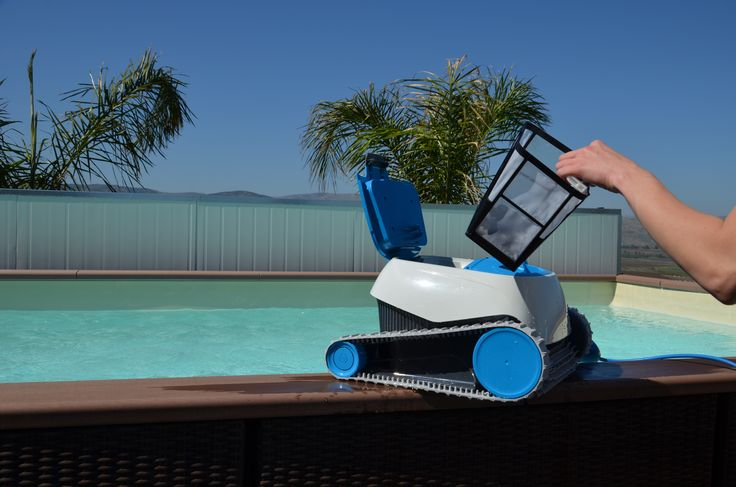XT5 - above ground pool cleaner