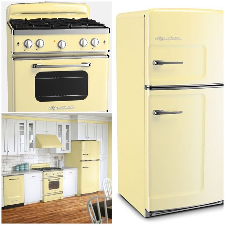 Yellow is the color of optimism, and can be a healthy addition to any kitchen. What's your color? Click to find out more.