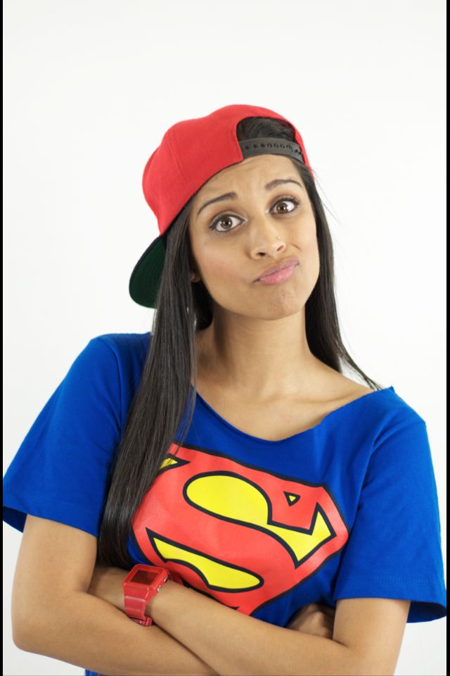 Iisuperwomanii aka. Lilly Singh | Superwoman | Pinterest ...