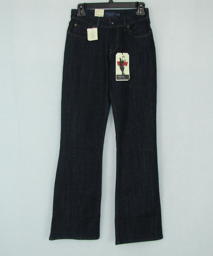 Levi's Bold Curve ID Classic Rise Boot Cut Women's Jeans Size: 4 NEW #Levis #BootCut 29.96