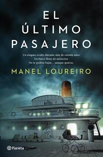 """""""El Último pasajero"""" de Manel Loureiro, del creador de Apocalipsis Z"""