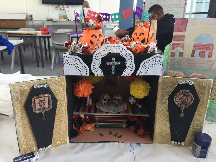Day of the Dead Box Assignment