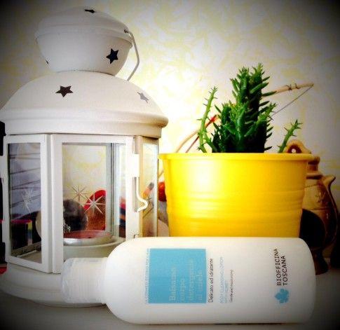 Biofficina Toscana: balsamo corpo detergente al miele