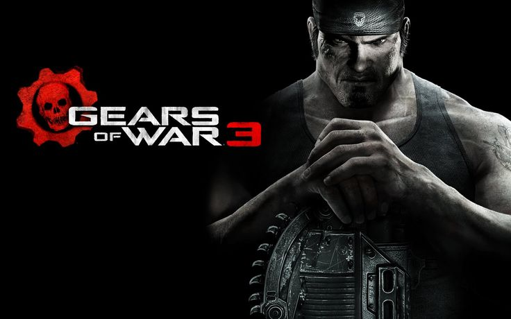 Gears of War HD Wallpapers for iPad iTito Games Blog