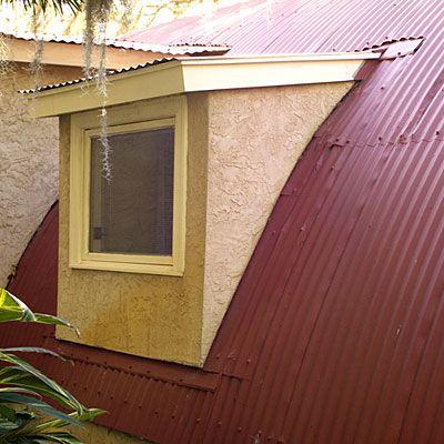 Quansethut Metal House Designs on