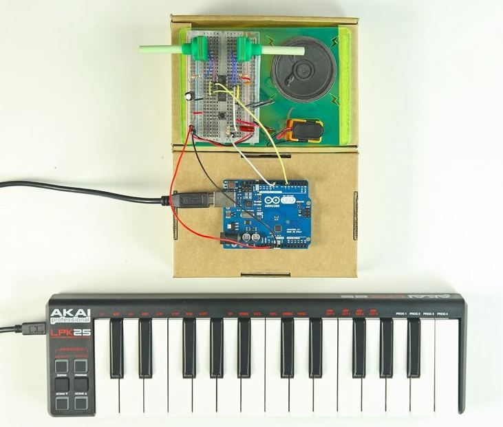 Images about arduino midi on pinterest pictures of