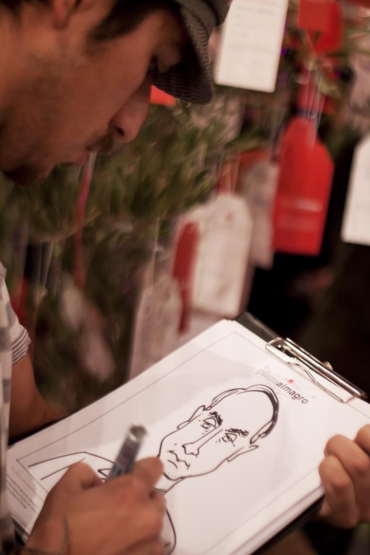 Retratos en Plaza Almagro en MásDeco Market