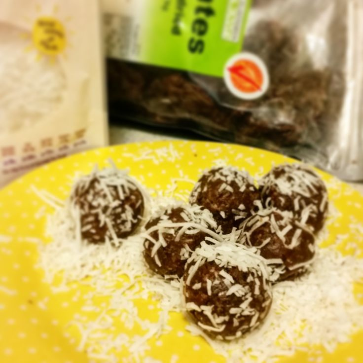 Nutty Protein Balls: These delicious protein balls are ready in less than 10 minutes from Absolute Potential
