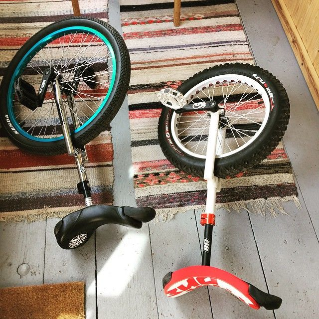 #training all day. #unicycle is more fun than workout and excellent way to be #outdoors