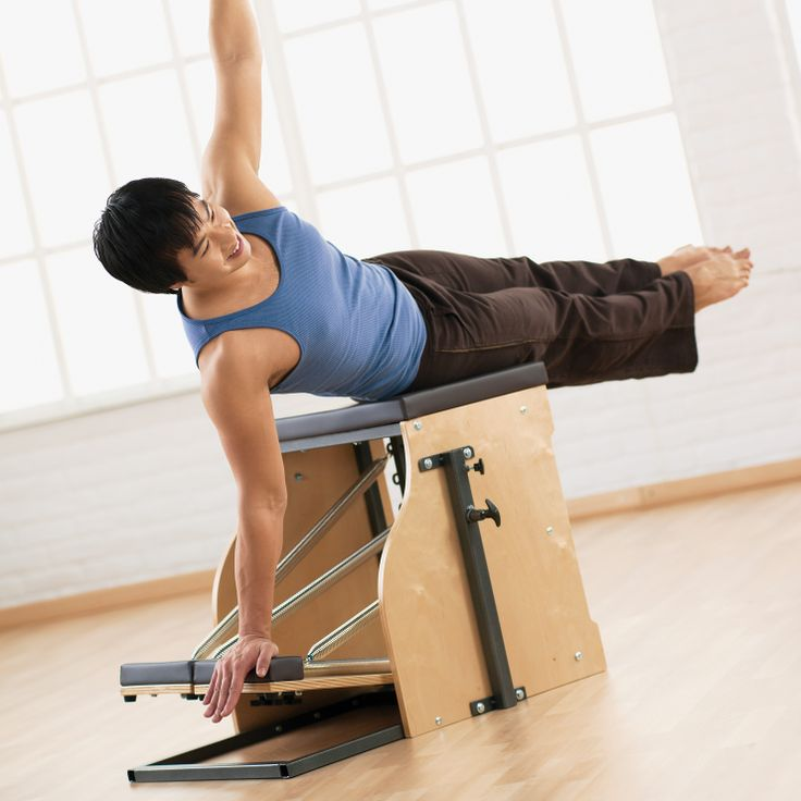 The Best Pilates Chairs: 16 Best Chair Exercises Images On Pinterest